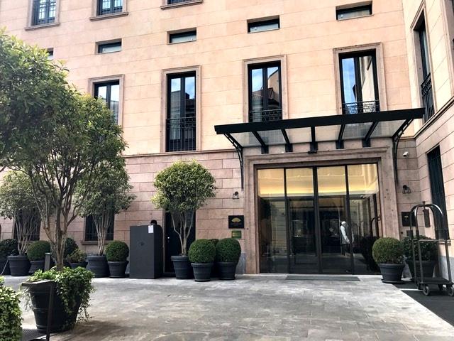 Mandarin Oriental, um dos melhores hotéis de Milão