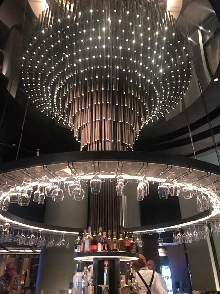 restaurante do Ritz Carlton Miami