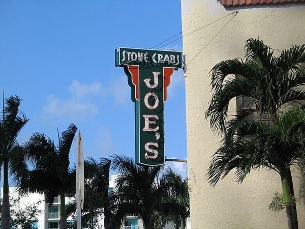 Top 5 restaurantes South Beach