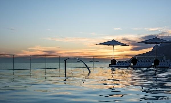aniversário de 10 anos do Hotel Fasano Rio