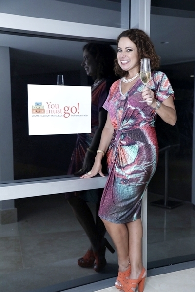 Evento do You Must Go