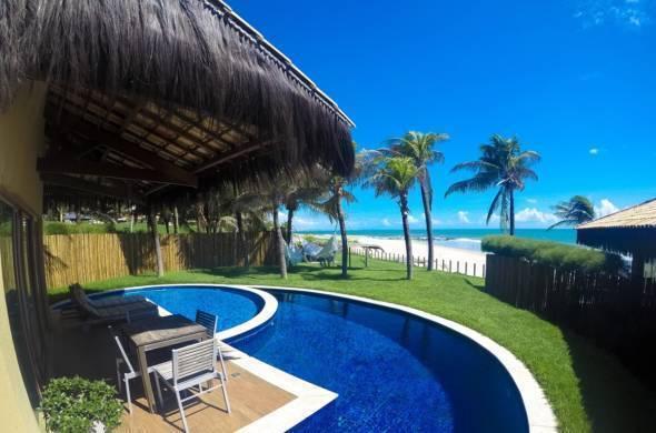 Hotel de luxo perto de Fortaleza