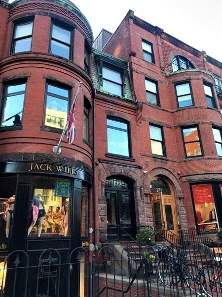 melhores hotéis de Boston