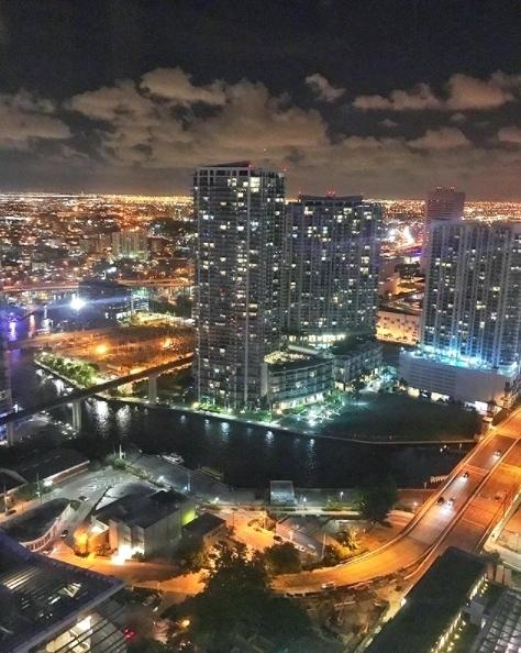novo shopping de Miami