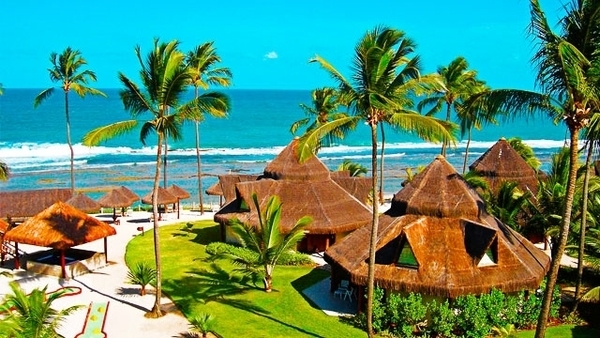 os melhores hotéis do Brasil