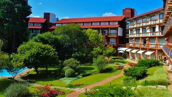 os melhores hotéis do Brasila