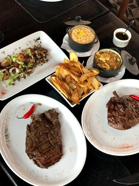 restaurante Tragga