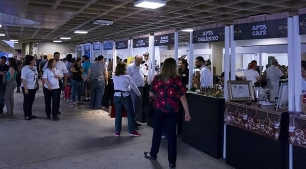 Evento gastronômico em São Paulo
