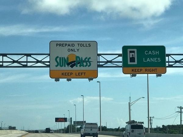 Miami a Orlando de carro