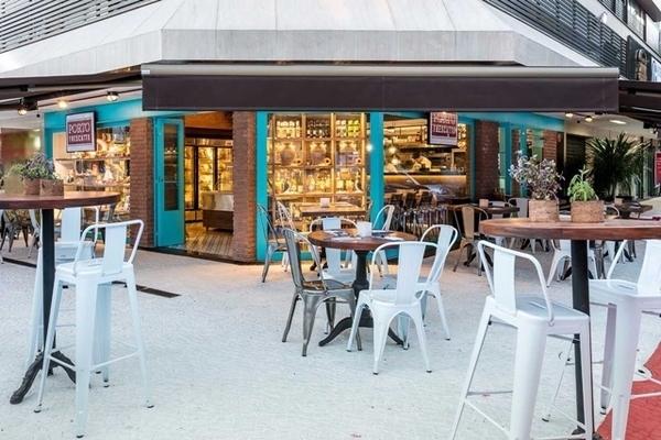restaurantes na Olegário Maciel