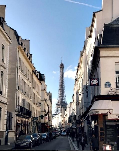 chefs estrelados em Paris