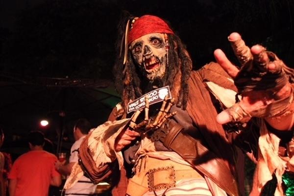 Halloween no Rio de Janeiro