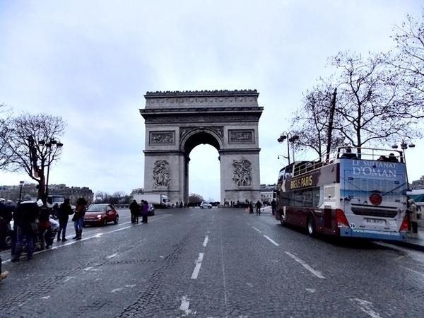 locações do filme Missão Impossível em Paris