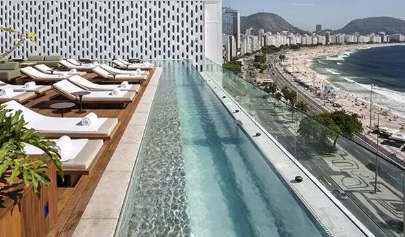 melhores hotéis do mundo