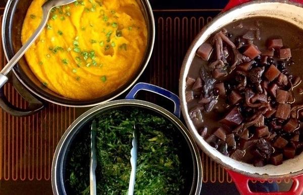 pratos veganos em São Paulo