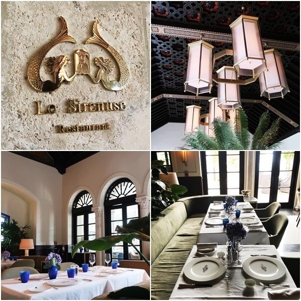 Restaurante Le Sirenuse