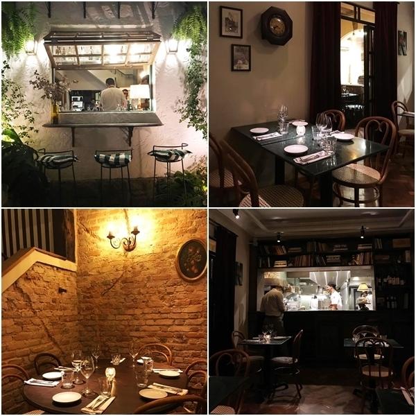 restaurantes no Jardim Botânico
