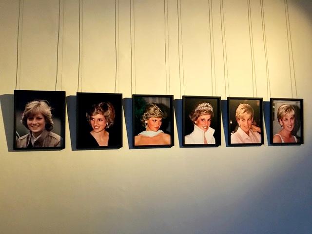 exposição dos vestidos da princesa diana