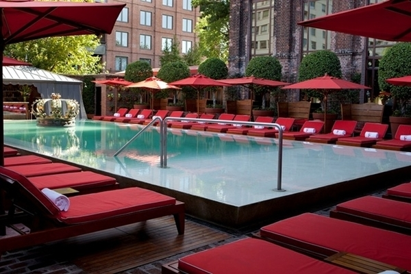 hotéis mais românticos da Leading