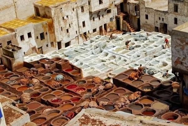o que fazer no Marrocos