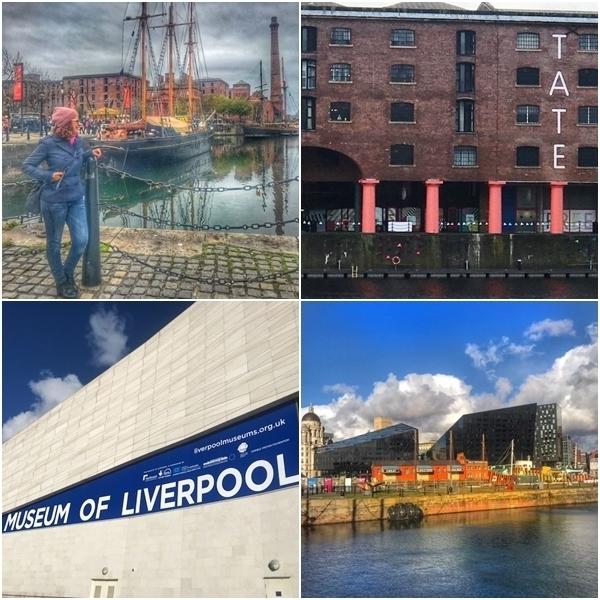 programas imperdíveis em Liverpool
