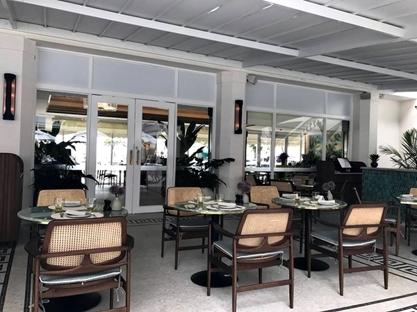restaurante Pérgula