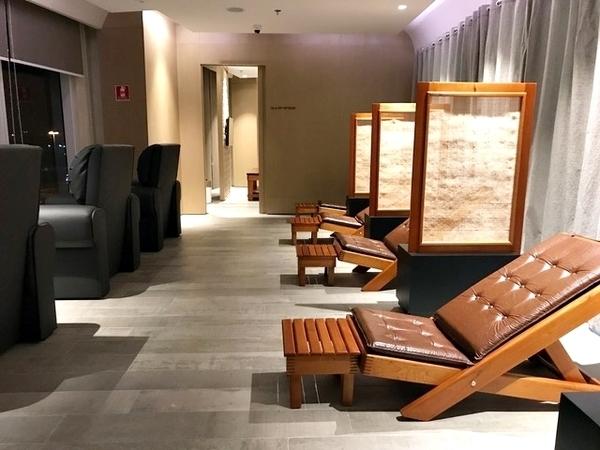 salas VIP do Galeão