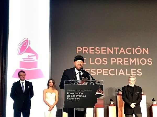 vencedores do Grammy Latino 2017