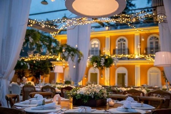 Hotéis para o Ano Novo