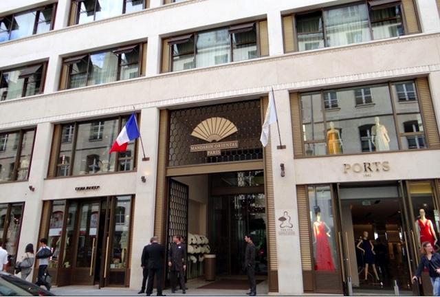hotel 5 estrelas em Paris