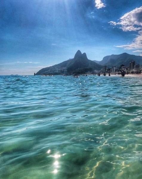 lugares para curtir o verão no Rio