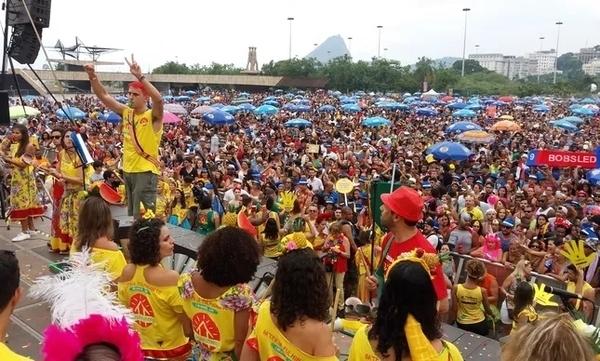 blocos de Carnaval do Rio