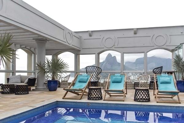 Hotéis no Rio para o Carnaval