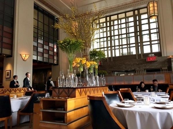 melhores restaurantes de NY