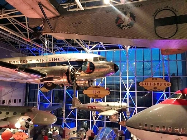 museus de graça em Washington DC