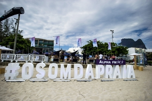 O Som da Praia na Barra da Tijuca