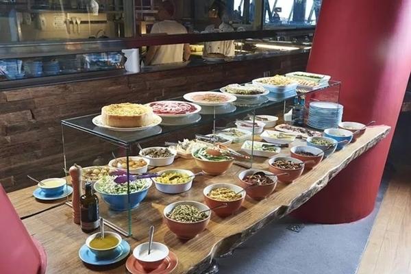 restaurantes novos no Rio