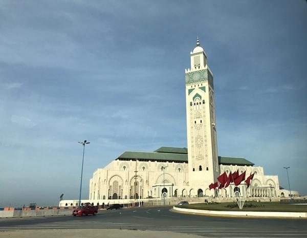 roteiro de 1 dia em Casablanca