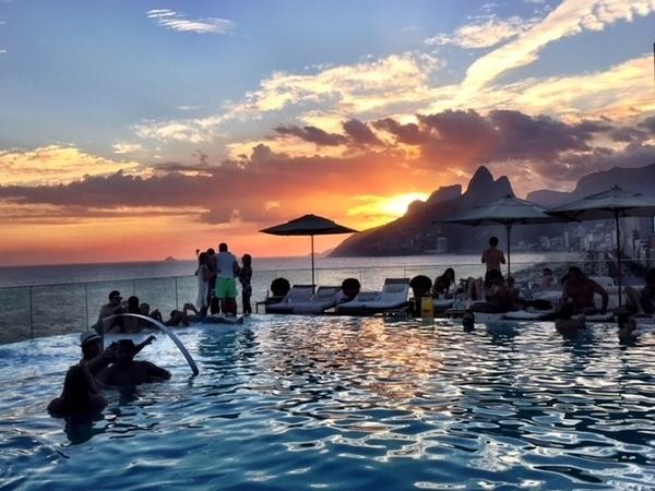 Aniversário fora do Brasil
