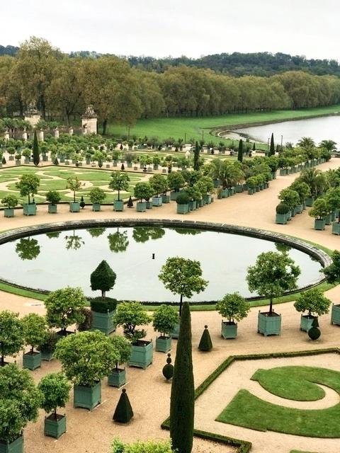 como ir de Paris a Versailles