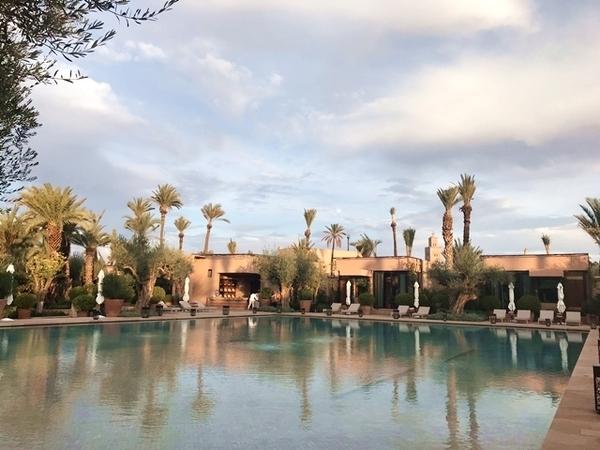 hotéis de luxo em Marrakech