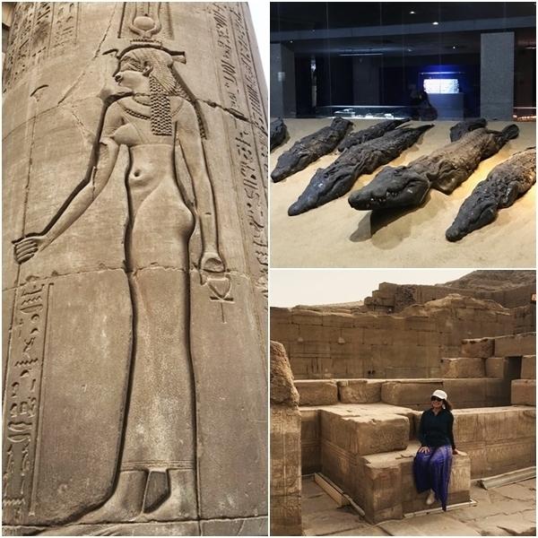10 dias de viagem no Egito