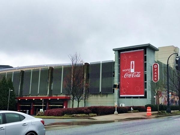 atrações em Atlanta