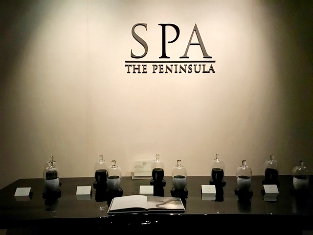 Spa do Peninsula Paris