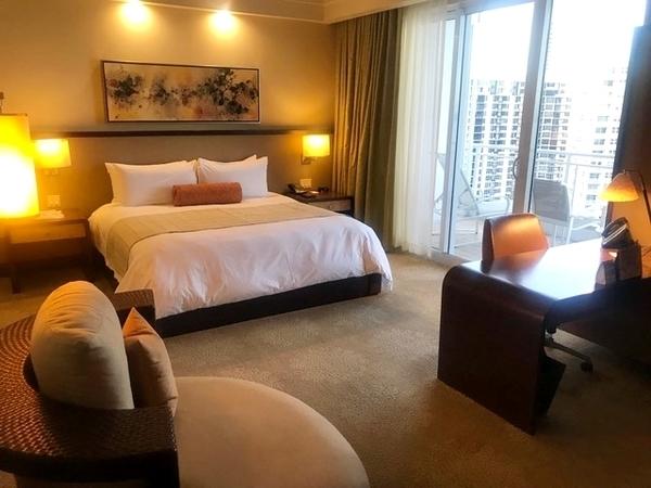 melhor hotel da Brickell