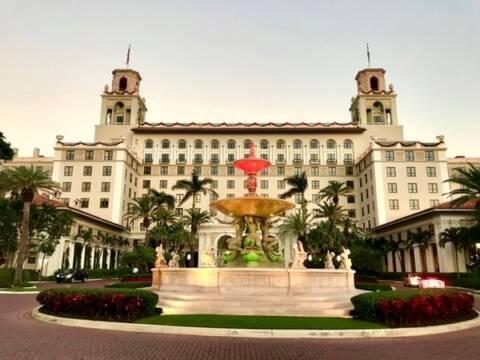 O Melhor Hotel de Palm Beach: The Breakers