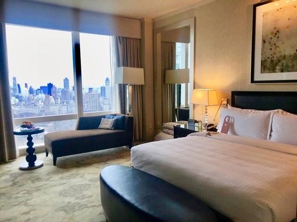 melhor hotel do Upper West Side
