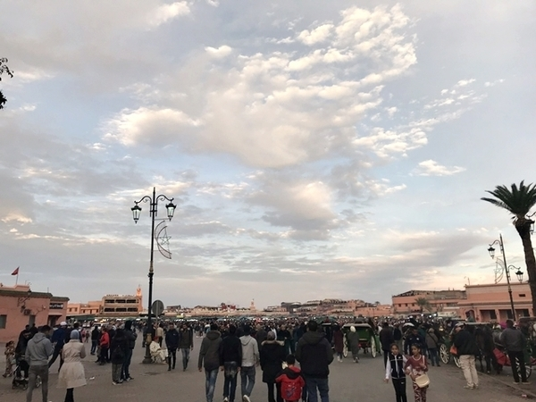 passeios em Marrakech