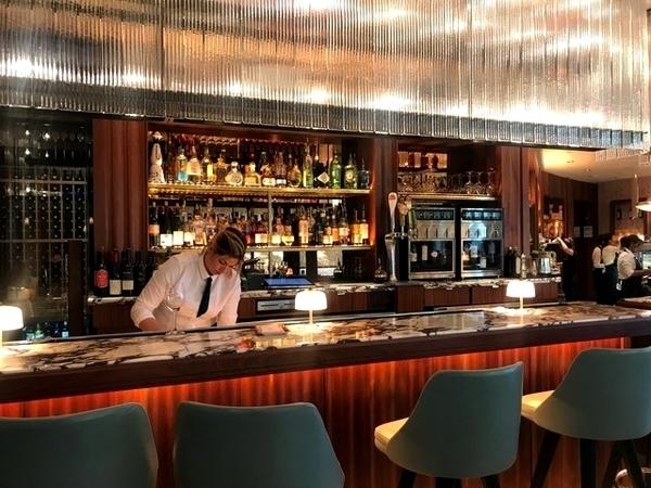restaurante em Palm Beach