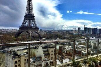 Hotel Shangrila em Paris